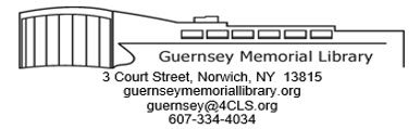 Guernsey Memorial Library