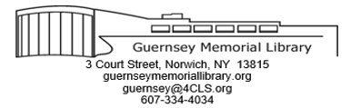 Guernsey Memorial Library